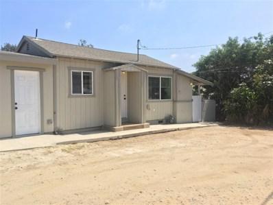 4575 Dwight, San Diego, CA 92105 - MLS#: 180064920