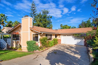 1026 Gearald Way, Fallbrook, CA 92028 - MLS#: 180064926