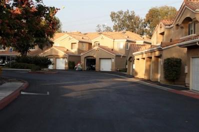 13891 Pinkard Way UNIT 77, El Cajon, CA 92021 - MLS#: 180065003