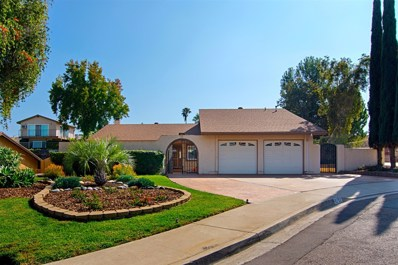 10769 Via Linda Vista, Spring Valley, CA 91978 - MLS#: 180065121