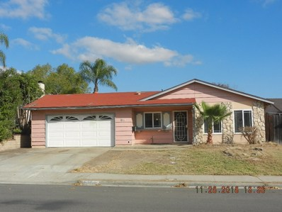 9847 Via Rita, Santee, CA 92071 - MLS#: 180065156