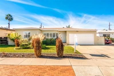 3460 Argyle St, San Diego, CA 92111 - MLS#: 180065197