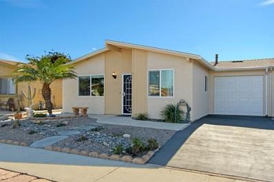 4435 Via La Jolla, Oceanside, CA 92057 - MLS#: 180065255