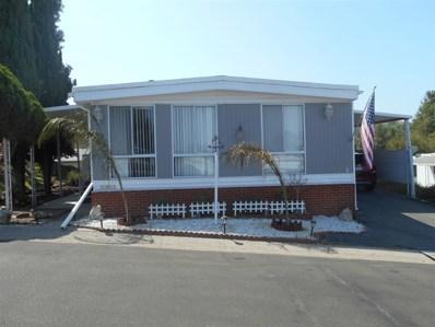 13300 Los Coches Rd E UNIT 108, el Cajon, CA 92021 - MLS#: 180065259