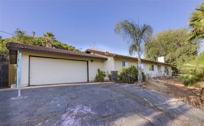 3220 Gopher Canyon Rd., Vista, CA 92084 - MLS#: 180065269