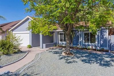 1714 Jasmine St, El Cajon, CA 92021 - MLS#: 180065271