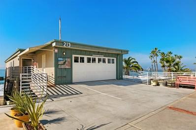 213 S Pacific UNIT E,F, Oceanside, CA 92054 - MLS#: 180065334