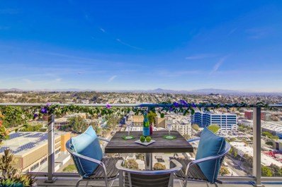 1080 Park Blvd UNIT 1906, San Diego, CA 92101 - MLS#: 180065361