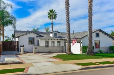 3444 Argyle, San Diego, CA 92111 - MLS#: 180065393