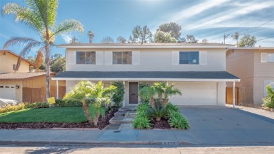 5719 Fontaine St, San Diego, CA 92120 - MLS#: 180065398
