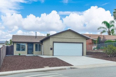 175 65th Street, San Diego, CA 92114 - MLS#: 180065403