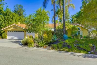 1832 Coltridge, Escondido, CA 92029 - MLS#: 180065440