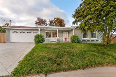 1508 Tarleton St, Spring Valley, CA 91977 - MLS#: 180065463