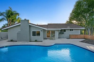 1238 W Via Rancho Pkwy, Escondido, CA 92029 - MLS#: 180065486