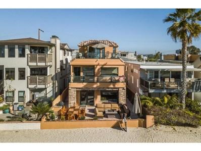 2636 Ocean Front Walk, San Diego, CA 92109 - MLS#: 180065543