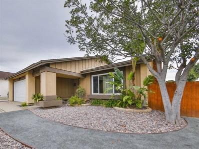 7855 Calico Street, Mira Mesa, CA 92126 - MLS#: 180065632