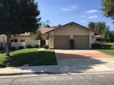 17832 Avenida Cordillera UNIT 26, San Diego, CA 92128 - MLS#: 180065665