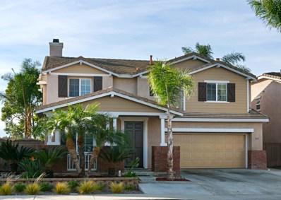 343 Alamo Way, Oceanside, CA 92057 - MLS#: 180065670
