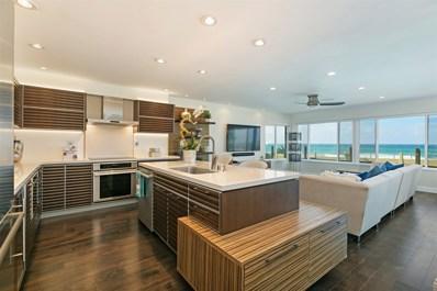 753 Beachfront Dr UNIT A, Solana Beach, CA 92075 - MLS#: 180065778