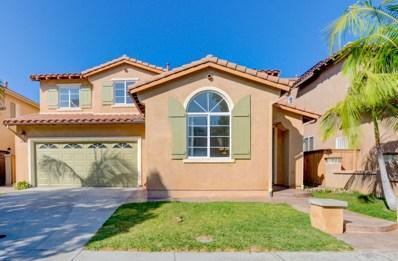 1139 Sparrow Lake Rd, Chula Vista, CA 91913 - MLS#: 180065784
