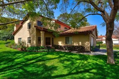 1718 Tecalote, Fallbrook, CA 92028 - MLS#: 180065816