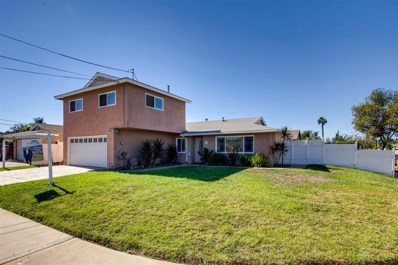 804 Salina St, El Cajon, CA 92020 - #: 180065847