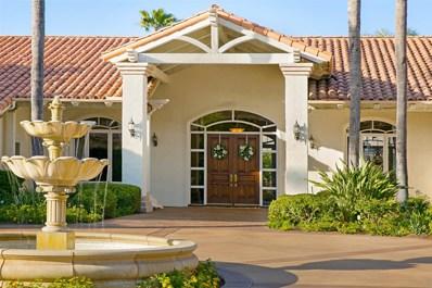 17761 Vineyard Lane, Poway, CA 92064 - MLS#: 180065863