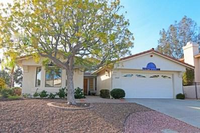 18169 Calle Estepona, San Diego, CA 92128 - MLS#: 180065877