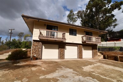2110 Euclid Ave, El Cajon, CA 92019 - MLS#: 180065884