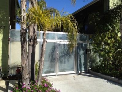 3907 Georgia Street UNIT 17, San Diego, CA 92103 - #: 180065945