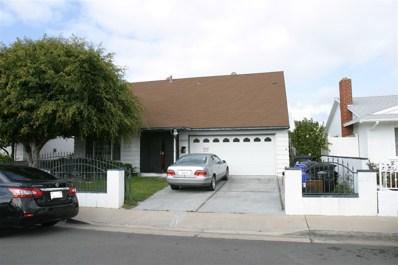 4056 Glading Drive, San Diego, CA 92154 - MLS#: 180066001