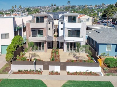 1064 Law St, San Diego, CA 92109 - MLS#: 180066032