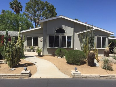 1010 Palm Canyon Drive UNIT 286, Borrego Springs, CA 92004 - MLS#: 180066073