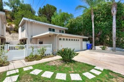 3782 Dove St, San Diego, CA 92103 - MLS#: 180066152