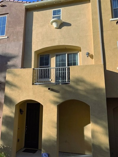1883 Aquamarine UNIT 3, Chula Vista, CA 91913 - MLS#: 180066197