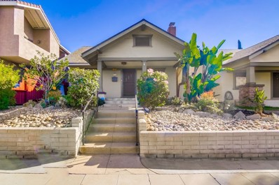 3769 Herbert St, San Diego, CA 92103 - MLS#: 180066198