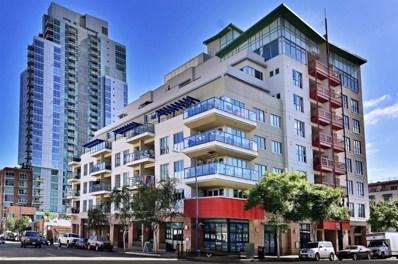 875 G Street UNIT 511, San Diego, CA 92101 - MLS#: 180066219
