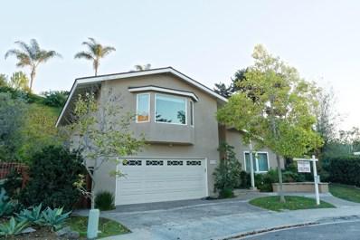 3520 Vista De La Orilla, San Diego, CA 92117 - MLS#: 180066247