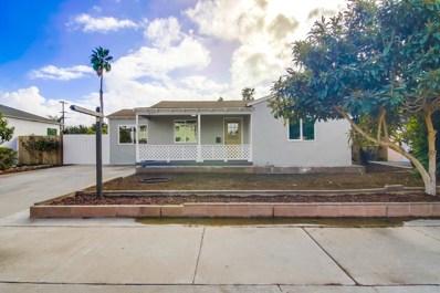 647 Dahlia Ave, Imperial Beach, CA 91932 - MLS#: 180066334