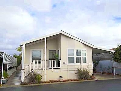 1212 H St UNIT SPC 77, Ramona, CA 92065 - MLS#: 180066338