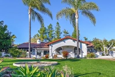 218 Alta Mesa Drive, Vista, CA 92084 - MLS#: 180066339