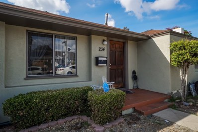 234 Fourth Avenue, Chula Vista, CA 91910 - MLS#: 180066399