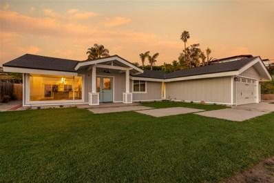 2402 Romney Rd, San Diego, CA 92109 - #: 180066440