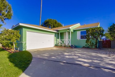 4911 Twain Ave, San Diego, CA 92120 - MLS#: 180066467