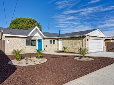 6118 Alderley St, San Diego, CA 92114 - MLS#: 180066473