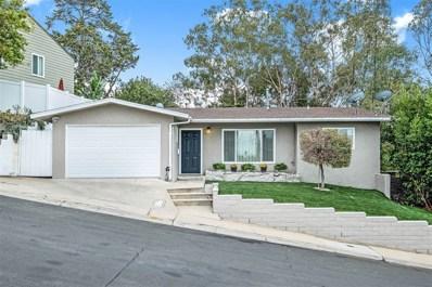 5249 Augustana Pl, San Diego, CA 92115 - MLS#: 180066485