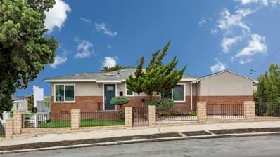 350 Las Flores Terrace, San Diego, CA 92114 - MLS#: 180066568