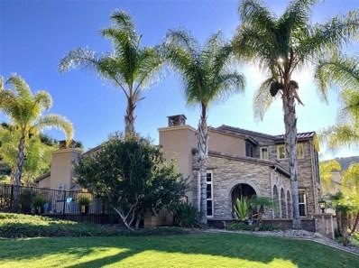 2706 Vistamonte Gln, Escondido, CA 92027 - MLS#: 180066700