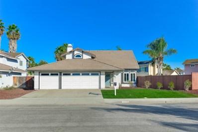 4510 Pebble Beach Dr, Oceanside, CA 92057 - MLS#: 180066711