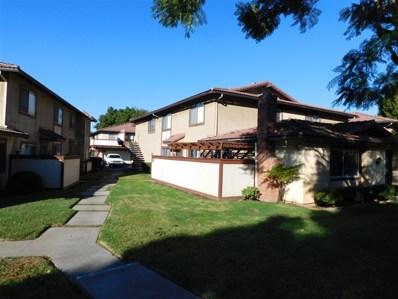 1540 Terrace Pine Ln UNIT D, San Diego, CA 92173 - MLS#: 180066839